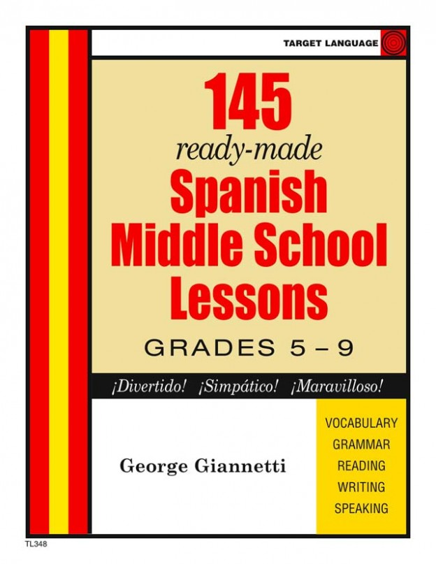 145_Spanish_Middle_school cover