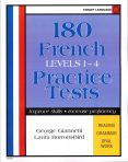 180 French Practice Tests