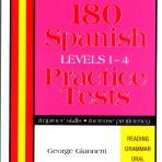 180 Spanish Practice Tests