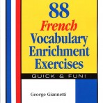88 French Vocabulary Enrichment Exercises