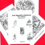 Arte Español y Mexicano para Colorear