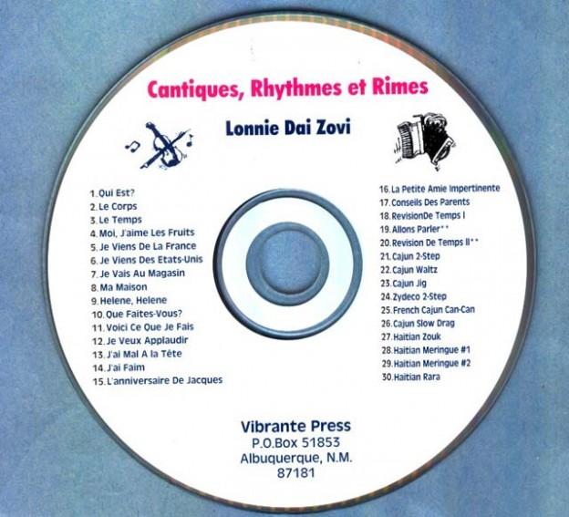 Cantiques_CD
