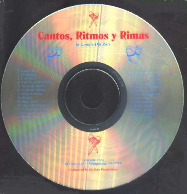 Cantos_CD