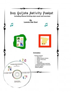 Don_Quijote_Musical_ Echoing_Style _Activity_PAcket_Book_Cover