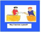 English Classroom Expressions Pics