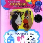 Let's Learn Spanish with Frank and Paco DVD