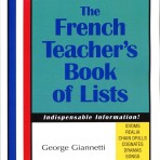 The French Teacher's Book of Lists