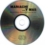 Mariachi y Más Replacement CD