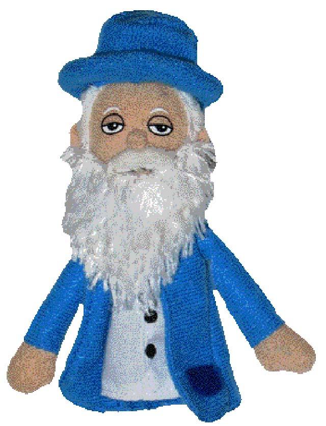Monet_puppet
