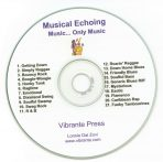 Musical Echoing Music Only Music Replacement CD