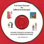 Musical Echoing Picture CD