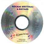 Rockin' Rhythms and Rhymes Replacement CD