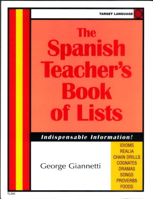 Spanish_Teacher_Book_of_Lists