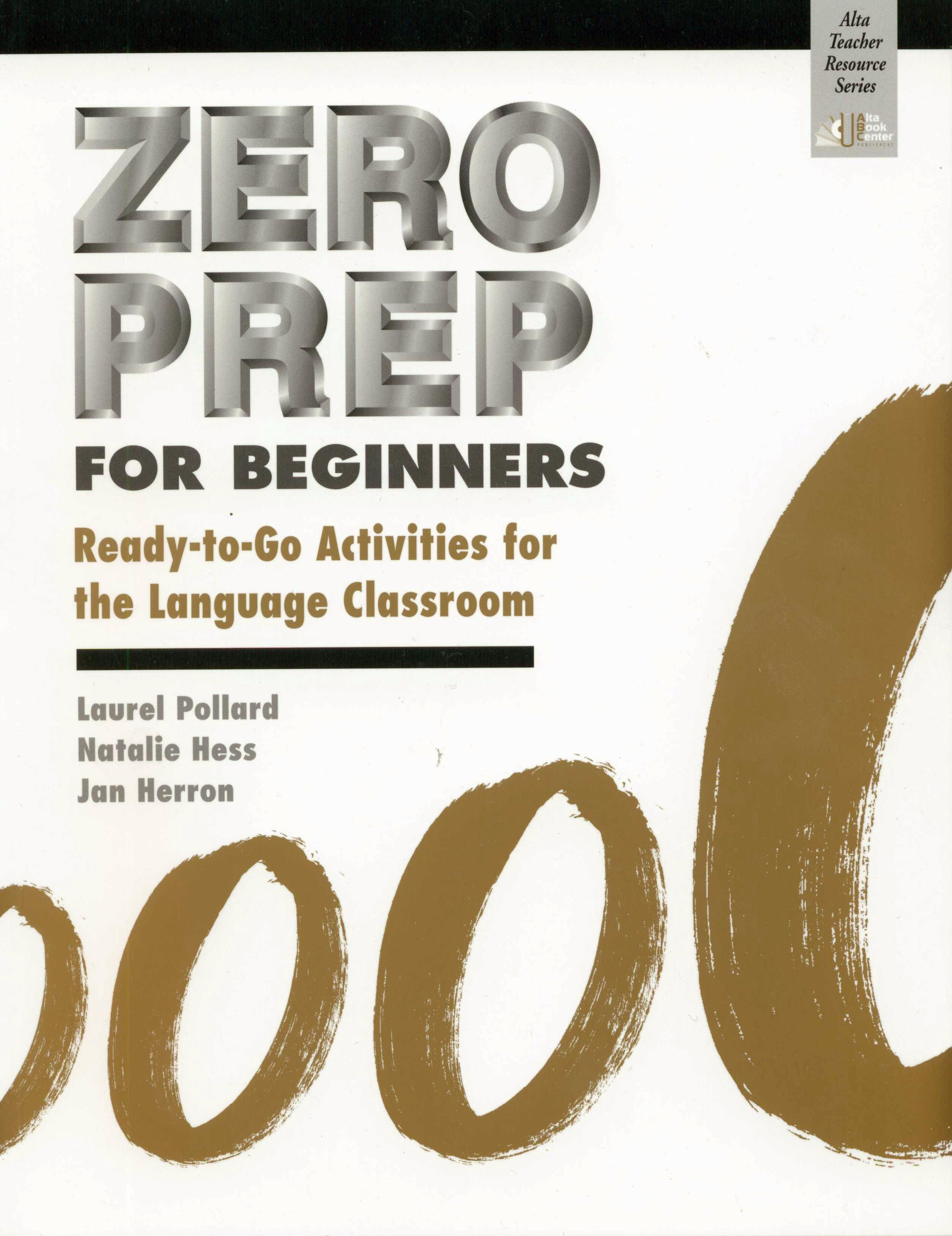 zero_pre_for_beginners_cover