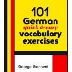 101 German Vocabulary Exercises