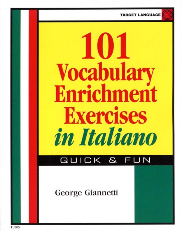101_Vocabulary_ Enrichment_Exercises_in Italiano_Cover