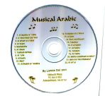 Musical Arabic Replacement CD