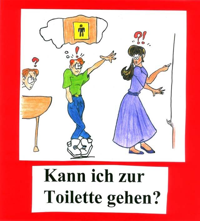 German Classroom Expressions Pics | Vibrante Press