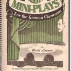 German Mighty Mini Plays