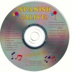 Spanish Alive replacement CD