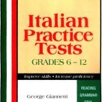 Italian Practice Tests