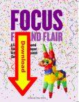 Focus, Fun and Flair – Digital Download