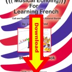 Musical Echoing for Learning French Digital Download