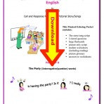 English Musical Echoing Digital Packet – The Party