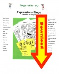 Expressions Bingo Digital Download